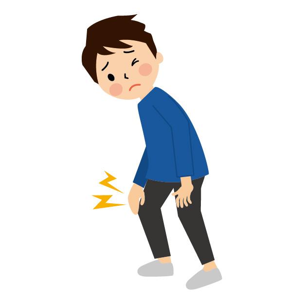 「ランナー膝 イラスト」の画像検索結果